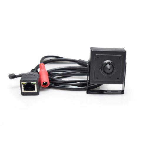 Live Streaming Pinhole IP P2P Cam 1080P Infrared Remote Monitor Motion Detector