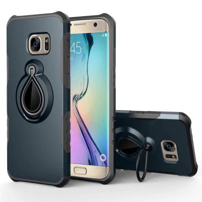 Mobile Cell Phone Stand Holder Car Mount Ring Grip 360 Degree Rotatable Zinc Alloy Finger Holder for Samsung Galaxy S7 Edge Case