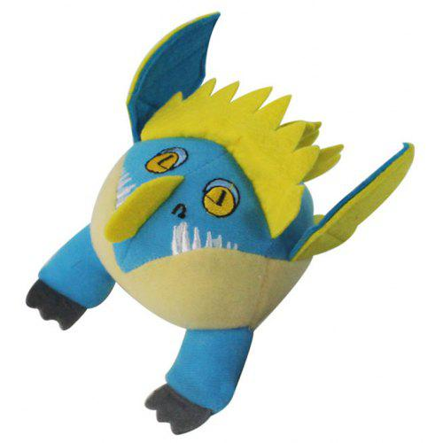 Q Version Blue Dragon Animal Plush Doll Stuffed Toy
