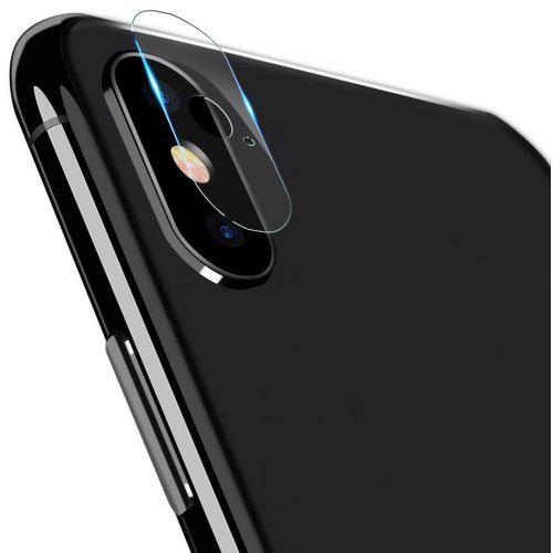 pretty nice 496f2 3e76c Back Camera Lens Tempered Glass Protector for iPhone X