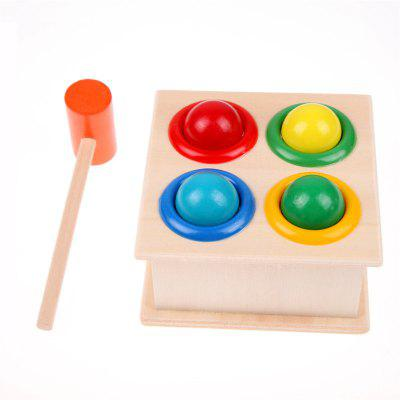 Wooden Ball Toys