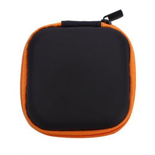 Mini Portable Storage Bag Case Cable Box Pouch Organizer For Earphone Headphone