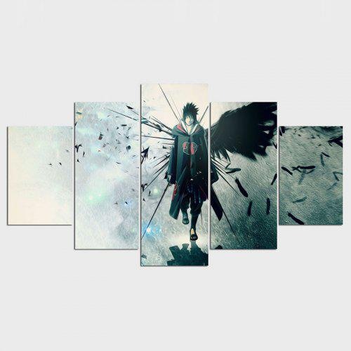 Modern Home Decoration Naruto Anime Painting Canvas Wall Art Picture Home Decoration Living Room 53 40 Free Shippinggearbest Com