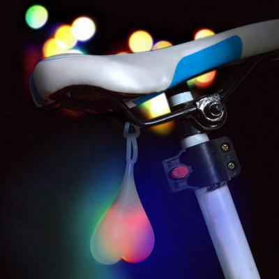 Brelong 3W Waterproof Warning Bike-tail LED Night Light