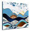 Modern Frameless Abstract Canvas Print for Home Wall Decoration - COLORFUL