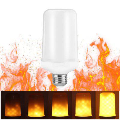 SUPli Fire Flame Lamp Bulb Atmosphere Lâmpada decorativa Fire Flickering Lamp