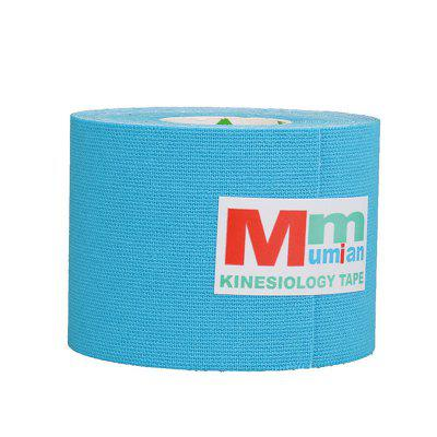 Mumian 5M Kinesiology Cotton Elastic Adhesive Muscle Tapes Sports Roll Care Bandage Support