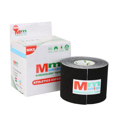 Mumian 5M Kinesiology Tape Cotton Elastic Adhesive Muscle Sports Roll Care Bandage Support