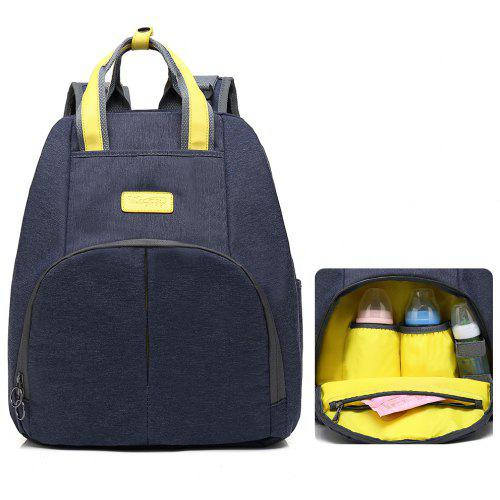 048197b19023 WalkingToSky Baby Diaper Bag Backpack Multi-function Large Organized Nappy  Bag with Changing Pad for