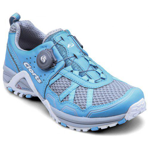 Clorts BOA Lacing System Running Shoes Lightweight Sport Shoes Breathable  Outdoor Running Sneakers For Women 233ae3aec
