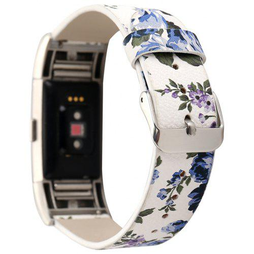 Lowers Pattern Genuine Leather Replacement Band Wristband Bracelet