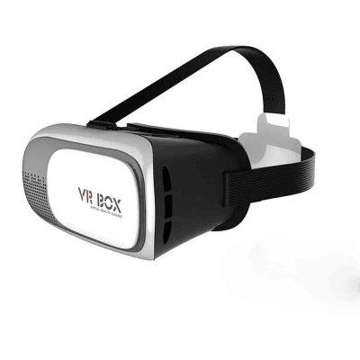 Professional  II 2 3D Glasses  Upgraded Version Virtual Reality 3D Video Glasses