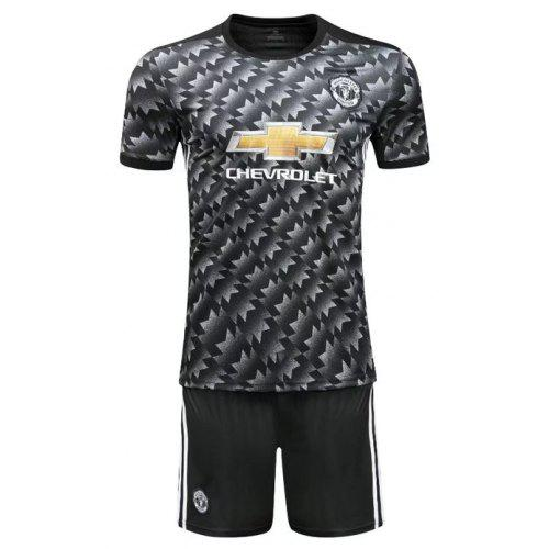 890870e78 Manchester United 17-18 New Season Grey Second Away Home Football Jerseys  Short Sleeve Suit -  29.76 Free Shipping