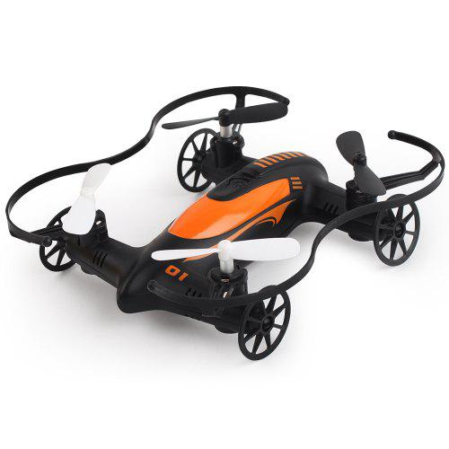 TK115 Mini Fly Car 2 in 1 RC Drone Altitude Hold Quadcopter