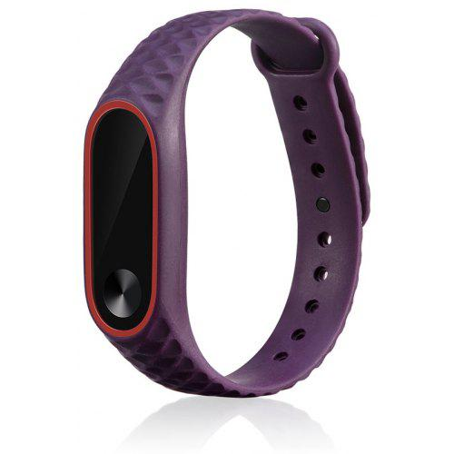 Replacement Silicone Watch Bracelet Band Wrist Strap For Xiaomi Mi 2
