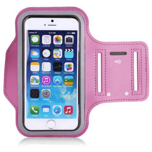brand new 8759e e8e26 Water Resistant Cell Phone Armband 4.7 Inch Case for Phone Case Arm Bag and  Adjustable Reflect