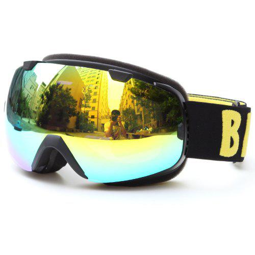 68e6646add4c Ski Goggles Replaceable Magnetic Lenses UV400 Anti-fog Ski Mask Skiing Men  Women Snow Snowboard Goggles