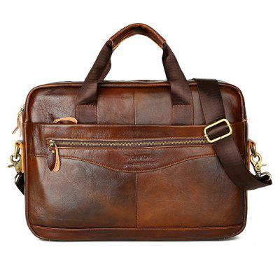 FONMOR Genuine Leather Briefcases