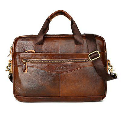 Men Business Briefcase Laptop Bag Handbag
