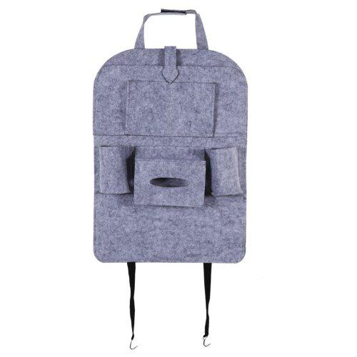 Car Auto Seat Back Multi Pocket Storage Bag Holder Hanger Automobiles Accessory Carrying Bags Sundry