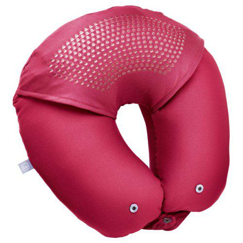 Go Travel 446 Double U Type Pillow Neck Pillow Aircraft Pillows