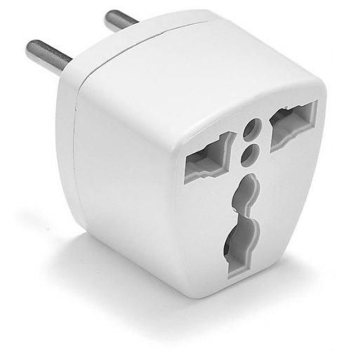 Eu Plug Adapter Converter Us Au Uk To European Euro Europe Ac Travel Electric Socket Outlet 1 60 Free Shipping Gearbest