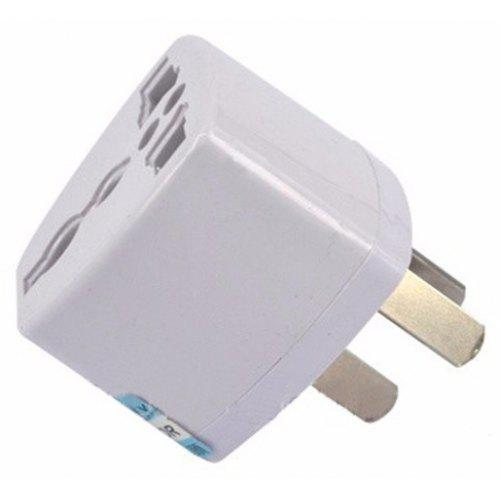 Adapter Travel Adaptor 3 Pin Au Converter Us Uk Eu To Plug