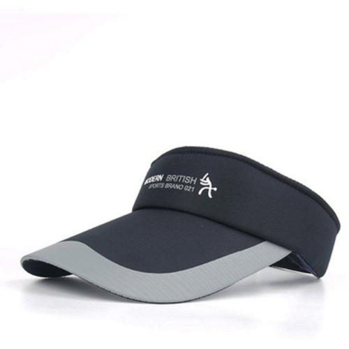 9a79581e Outdoor Running Empty Top Hat Men and Women Lovers Baseball Cap Visor Quick  Dry Breathable Sun