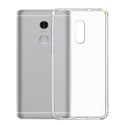 Transparente TPU Soft Phone Case für Xiaomi Redmi Note 4