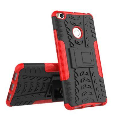 Luanke 3D Relief Kickstand Cover Case for Xiaomi Mi MAX 2