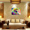 Modern Abstract Canvas Print of Eagle Frameless Home Decoration - COLORMIX