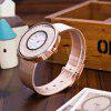 Reebonz New Fashion Women Personality Table Ball Simple Watch - ROSE GOLD