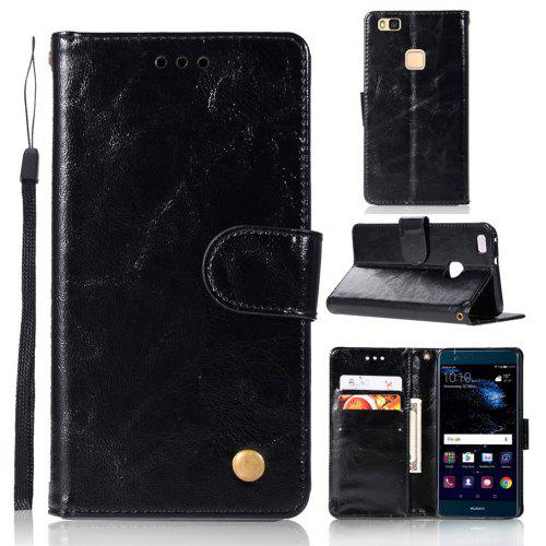 best sneakers be1ab 94ec3 Flip Leather Case PU Wallet Case For Huawei P9 Lite Smart Cover Extravagant  Vintage Fashion Phone Bag with Stand