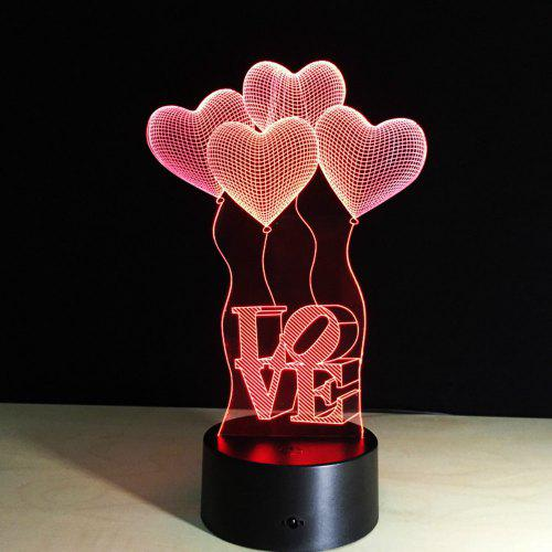 Led Night Lights Lights & Lighting Brand New Product Vip Customer Payment Night Light Colorful Bedside Lamp Xmas Gifts
