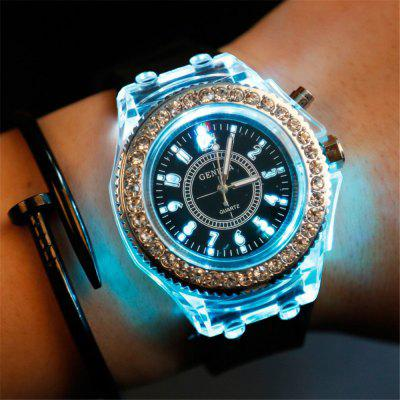 Led Light Flash Luminous horloge Personality Trends Studenten Lovers polshorloge