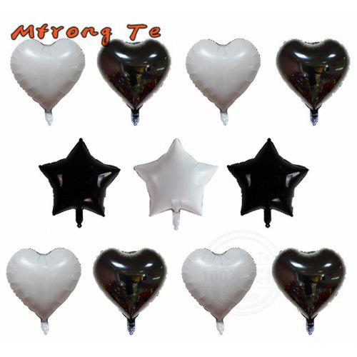 "18/"" FOIL BALLOON TABLE DISPLAY DECORATION BIRTHDAY PARTY UNICORN HEART"