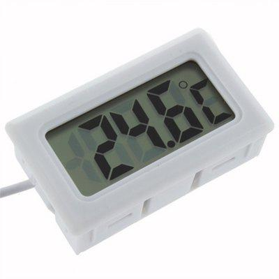 SpedCrd Mini Digital LCD Temperature Meter Electronic Thermometer