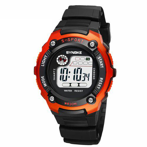 b8cb9a6f796 LED Digital Children Watch Kids Watches Girl Boy Clock Electronic Sport  Wristwatch