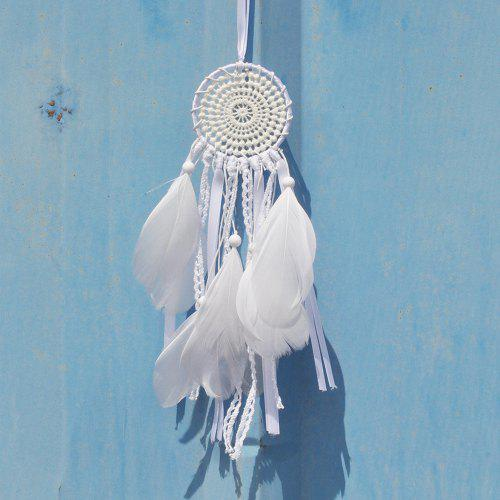 New Fashion Gift India Dreamcatcher Wind Chimes Indian Style Feather Car  Pendant Home Wall Decor Dream Catcher Regalo