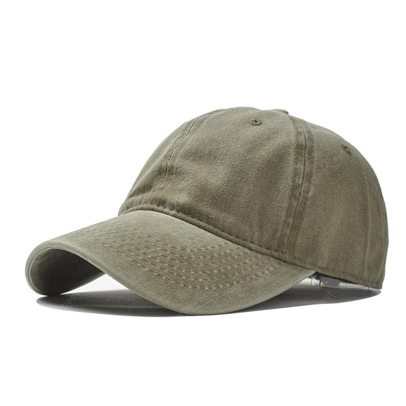 Brand Fashion Women Baseball Cap Men Snapback Caps Casquette Bone Hats Men Solid Casual Plain Flat Gorras Blank Hat - PEA GREEN