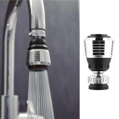 New 360 Rotate Swivel Faucet Nozzle Filter Adapter Water Saving Tap Aerator Diffuser