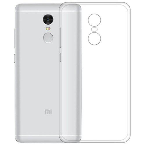 Clear Soft Silicon TPU Protector Case Cover for Xiaomi Redmi Note 4X 32GB - $1.22 Free Shipping|GearBest.com