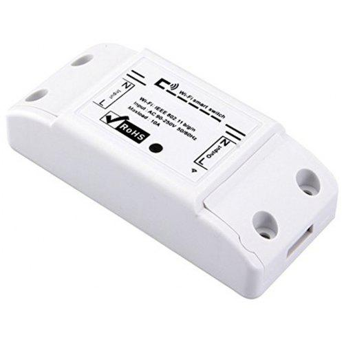 Wifi Timer Remote Controller Light Switchs Via Mobile Phone APP IOS Android  for DIY Automation Home