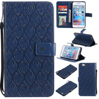 Фото Case for iPhone 6 / 6s Flip Wallet PU Leather High Quality Book Stand Card Slot Phone Cover gumai silky case for iphone 6 6s black