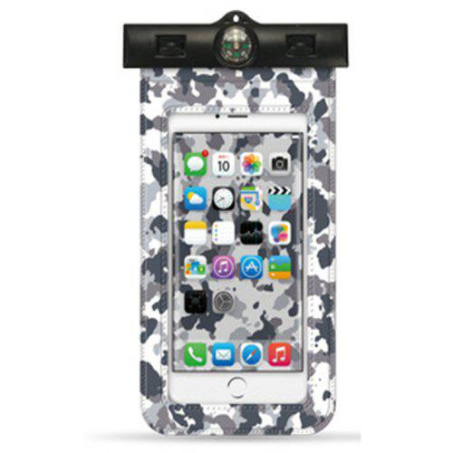 official photos 04f1e 24afb Waterproof Cell Phone Case (Deluxe) - Dry Bag Pouch f To 6 Inches -  Adjustable Lan
