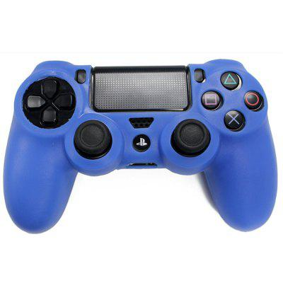 PS4 Controller Skin Siliconen Rubber Beschermhoes voor Sony Playstation 4 Draadloze Dualshock Game Controllers