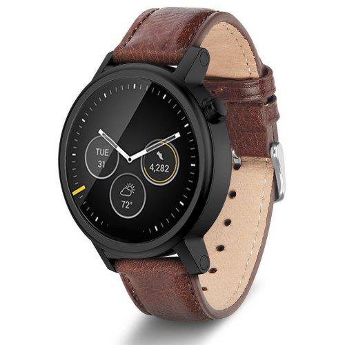 Benuo for MOTO 360 2nd Watch Band 42mm Dark Brown