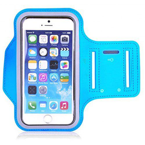the latest b1db9 13813 Water Resistant Cell Phone Armband 5.2 Inch Case Adjustable Reflective  Workout Band