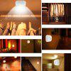 BRELONG  LED Light-controlled Human Sensor Paste Wall Lamp - WHITE