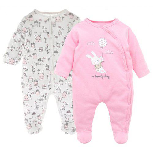 Wuawua Baby Rompers Long Sleeve Cotton Romper -  33.94 Free Shipping ... b87910587
